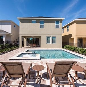 Picture Relaxing By Your Private Pool In Your Beautiful Villa In Encore Resort At Reunion, Orlando Villa 3434 photos Exterior
