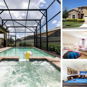 You And Your Family Will Love This 5 Star Villa With Private Pool On Windsor At Westside Resort, Orlando Villa 3430 photos Exterior