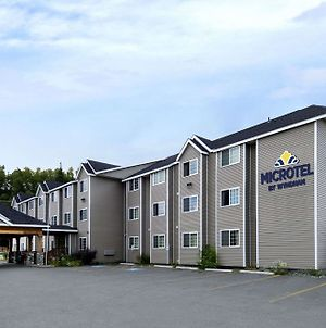 Eagle River Microtel photos Exterior