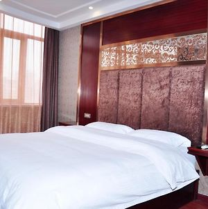 Greentree Inn Lanzhou Railway Station East Road Business Hotel photos Exterior