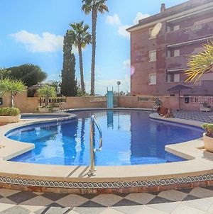 Stunning Apartment In Santa Pola W/ Outdoor Swimming Pool, Wifi And Outdoor Swimming Pool photos Exterior