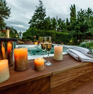 Jacuzzi Home In Vinci Countryside photos Exterior