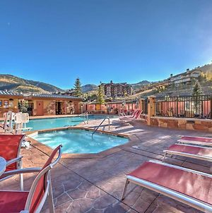Lovely Ski-In And Ski-Out Sundial Studio With Hot Tub! photos Exterior