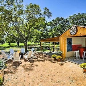 'Texas Roots' 3Br Fredericksburg House With Hot Tub! photos Exterior