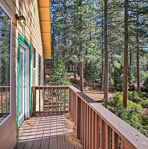 North Lake Tahoe Cabin With Decks - 5 Min To Beach! photos Exterior