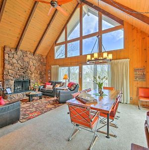 Lake Arrowhead House With Large Deck, Grill & Views! photos Exterior