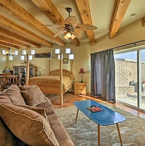 Cozy Corrales Studio With Mtn Views Near Santa Fe! photos Exterior