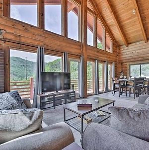 Cozy Eden Log Home Near Outdoor Activities photos Exterior