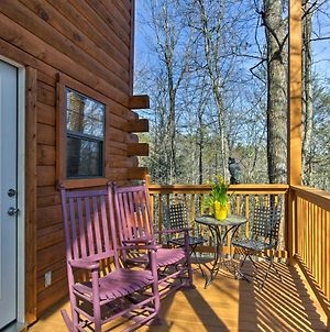 Studio Cabin With Loft And Hot Tub Less Than 5 Mi To Downtown! photos Exterior