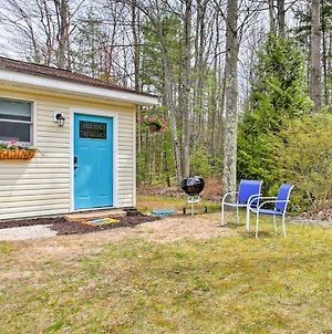 Cozy Suttons Bay Studio With Fire Pit-Walk To Beach! photos Exterior