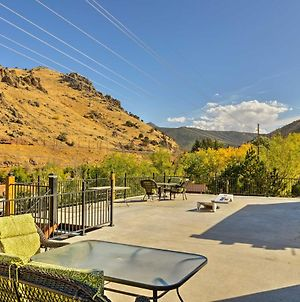 Lava Hot Springs Studio With Views - Walk To River photos Exterior