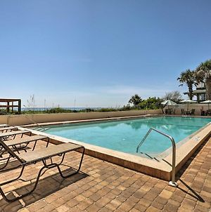Oceanfront St Augustine Condo With Pool-Walk To Beach photos Exterior