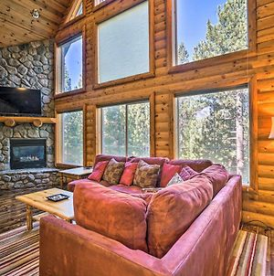 S. Lake Tahoe Home W/ Private Indoor Pool+Hot Tub! photos Exterior
