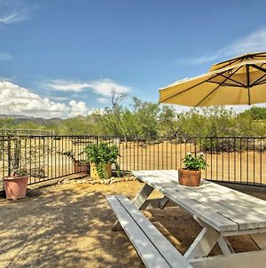 Tucson Casita With Fireplace - View Animals&Mtn Range photos Exterior