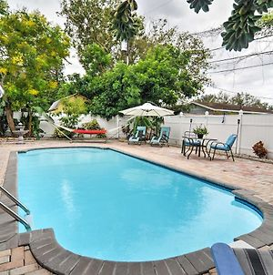 St Petersburg Home With Pool - 4 Miles From Downtown! photos Exterior