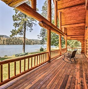 Waterfront Home On Spokane River With 3 Docks And View photos Exterior
