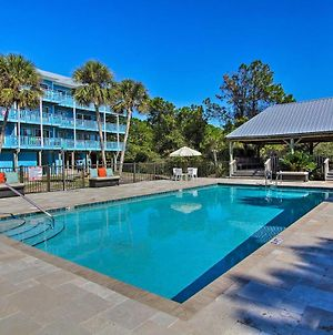 Well-Appointed Seagrove Beach Studio With Heated Pool photos Exterior