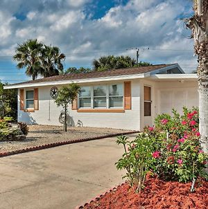 Ormond Beach Cottage With Grill - Walk To The Beach! photos Exterior