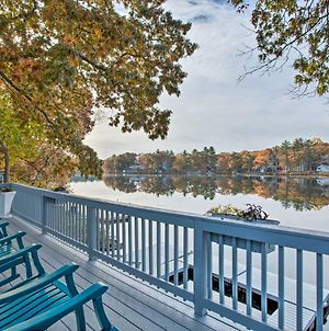 Football Fans Lake Retreat - 5 Mins To Gillette! photos Exterior