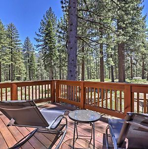 Lake Tahoe Home With Forest Views Ski At Heavenly! photos Exterior