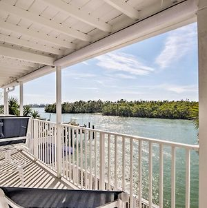 'Sunset Suite' Marco Island Condo With Dock & Pool! photos Exterior