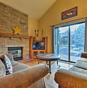 Condo With Den And Mtn View - 10-Min Walk To Ski Lifts! photos Exterior