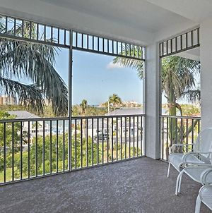 Marco Island Condo With Ocean Views And Screened Lanai photos Exterior
