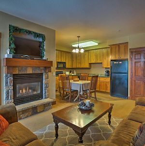 Granby Ski-In And Ski-Out Condo With Pool And Hot Tubs! photos Exterior