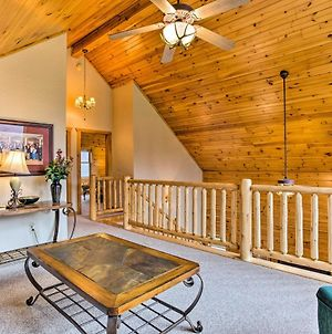 Maggie Valley Cabin With Private Hot Tub & Game Room! photos Exterior