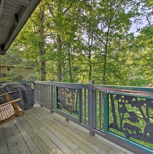 Pigeon Forge Cabin - 5 Min To Parkway & The Island photos Exterior