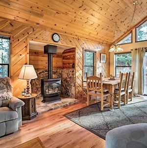 Pet-Friendly Cabin By Tahoe And Truckee Attractions! photos Exterior