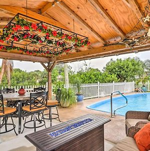 Riverfront Port St Lucie House With Pool And Dock! photos Exterior