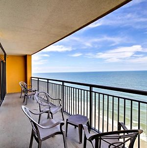 Beachfront Myrtle Beach Condo With Pool And Ocean View photos Exterior