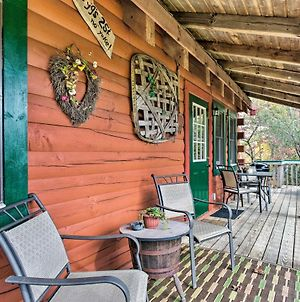 'Uncle Bunky'S' Bryson City Cabin With Hot Tub&Views photos Exterior