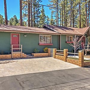 Big Bear Home With Private Hot Tub - 5 Mins To Lake! photos Exterior