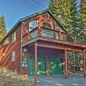 Cabin With Forest Views And Central Donner Location! photos Exterior