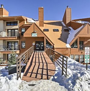 Updated Condo With Views And Spa - 10 Mi To Keystone! photos Exterior