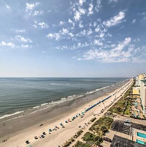 Oceanfront Myrtle Beach Condo With Resort Amenities! photos Exterior