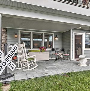 Lakefront Keuka Lake Apt With Seasonal Dock Access! photos Exterior