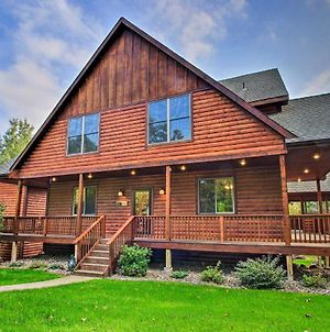 Lakefront Cabin In Pequot Lakes With Private Dock! photos Exterior