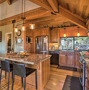 Lake Tahoe Home With Hot Tub 10Mi To Squaw Valley Ski photos Exterior