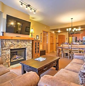 Copper Mtn Condo In Center Village With Lifts And Shops photos Exterior