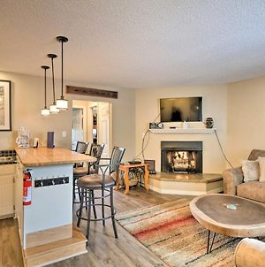 Main St Breck Condo With Mtn Views - Walk To Lifts! photos Exterior
