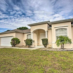 Handsome North Port House With Private Lanai! photos Exterior