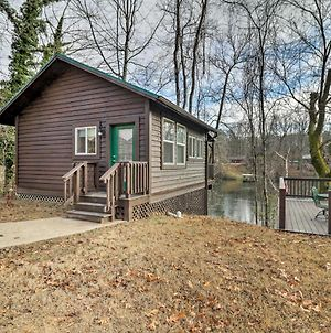 Cozy Heber Springs Cabin With Deck & Dock! photos Exterior