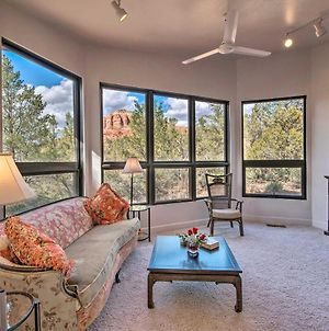 Sedona Apartment With Private Patio & Red Rock Views photos Exterior