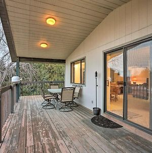 House With Wraparound Deck Near Lake Mcconaughy photos Exterior