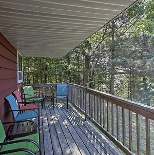 Eagle River Apt With Private Dock And Fire Pit photos Exterior