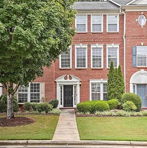Townhome About 1 Mi To Kennesaw State University! photos Exterior