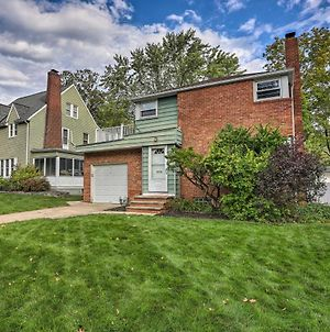 Pet-Friendly Home Less Than 8Mi To Downtown Cleveland! photos Exterior